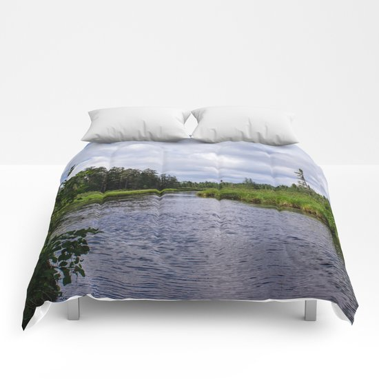 Boundary Waters Entry Point Comforters