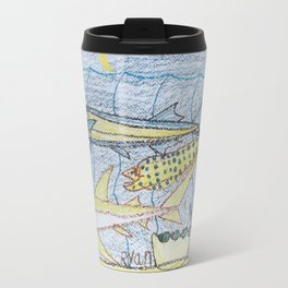 Needlefish & Friends Travel Mug