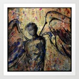 Calling All Angels No. C2 by Kathy Morton Stanion Art Print