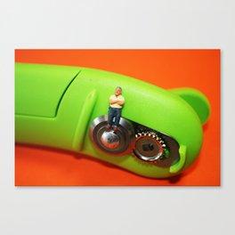 SmallWorld Canvas Print