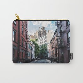 Gay Street, Greenwich Village Carry-All Pouch