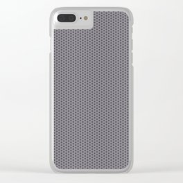 Sylviane 4 Clear iPhone Case