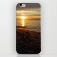 Sunset 3 iPhone & iPod Skin