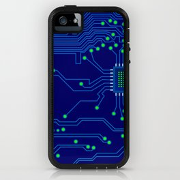 Electronics board iPhone Case