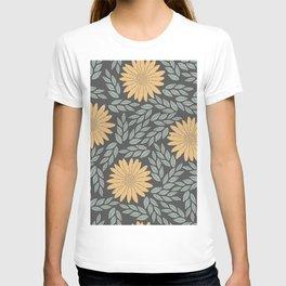 Autumn Flowers T-shirt