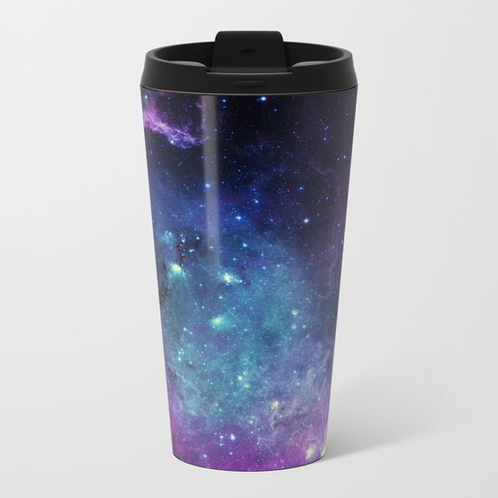 Starfield Metal Travel Mug