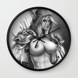 Sylvanas Windrunner Wall Clock
