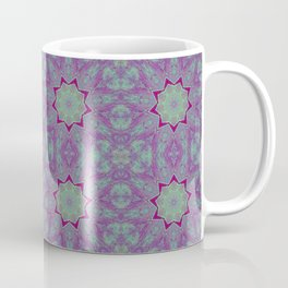 Geometric Stars Coffee Mug