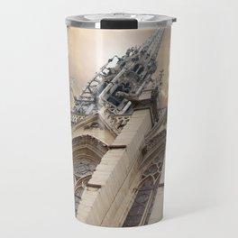 Angry Sainte-Chapelle Travel Mug