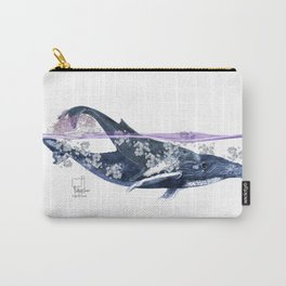 Humpback Mama Carry-All Pouch