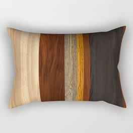 Woodboard 3 Rectangular Pillow