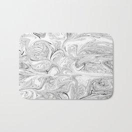 Abstract 140 Bath Mat