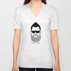 Beardcode Unisex V-Neck