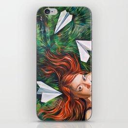 Summer Grass. Tuzello's Dream. iPhone Skin