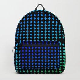 Dark Chromo Diamonds Fresh Backpack