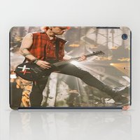 michael clifford iPad Cases featuring Clifford Michael // Live by Fan_Girl_Designs