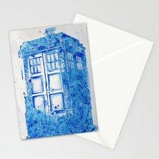 TARDIS Stationery Cards