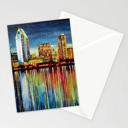 San Diego Panorama Stationery Cards