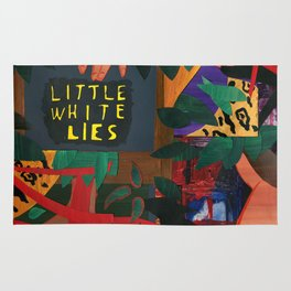 Little White Lies Rug