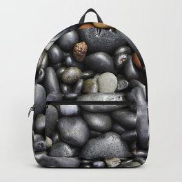 Blacksand Beach Rocks Backpack