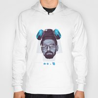 breaking Hoodies featuring BREAKING BAD by Mike Wrobel