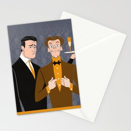 Jeeves and Wooster Stationery Cards