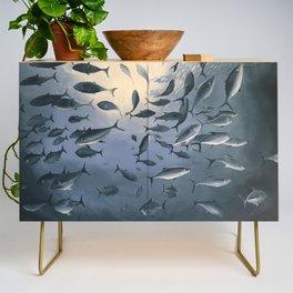 School of Fish 2 Credenza