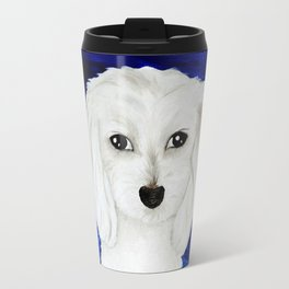 D.O.G. commissioned painting Travel Mug