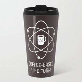 Coffee-based Life Form Travel Mug