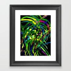 Jungle Boogie Framed Art Print
