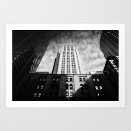 Canadian Bank of Commerce Building Art Print