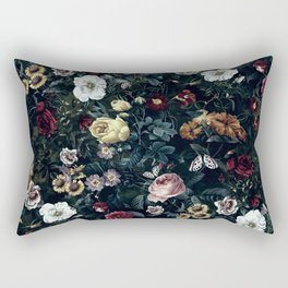 Botanical Garden V Rectangular Pillow