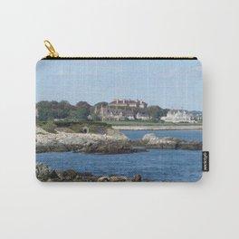 Newport Cliff Walk - Newport Rhode Island by Jeanpaul Ferro Carry-All Pouch