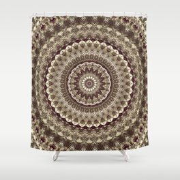 Mandala 531 Shower Curtain