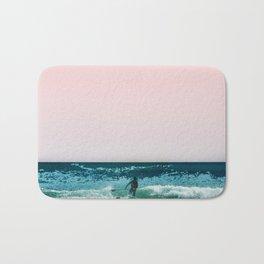 Surfing USA Bath Mat