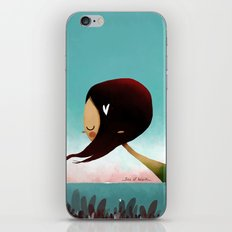 Sea Of Hearts iPhone & iPod Skin