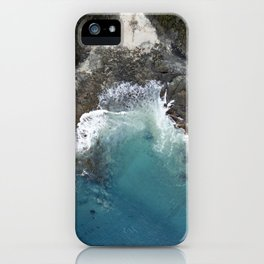 Grey River iPhone Case