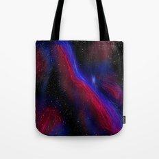 Witch's Broom Nebula Tote Bag