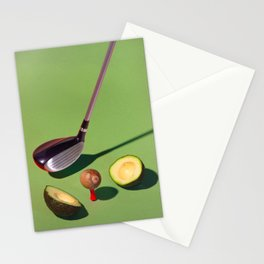 Fore! Stationery Cards
