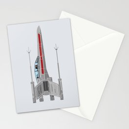 Red Leader to Goose, It's A TRAP! Stationery Cards