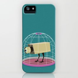 Bird State iPhone Case