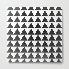 Maybe this is triangles  Metal Print