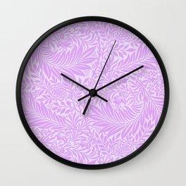 "William Morris ""Larkspur"" 3. Wall Clock"