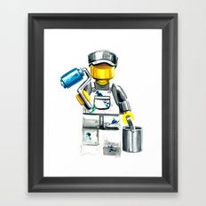 Community 11 Framed Art Print