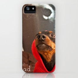 I See Dead Flies iPhone Case