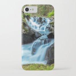 Rainforest Waterfall iPhone Case