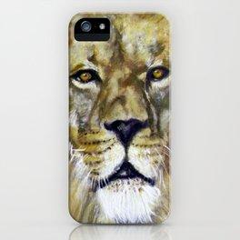 Title: Mesmerizing Lion King iPhone Case