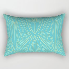 Pinstripe Pattern Creation XV Rectangular Pillow