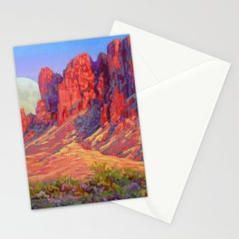 Superstitions Fantasy by Amanda Martinson Stationery Cards