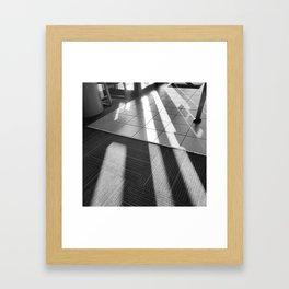"Photograph ""Beams"" Framed Art Print"